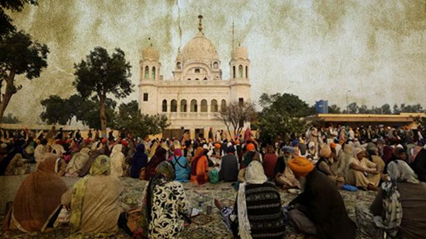 Kartarpur Sahib, kartarpur corridor