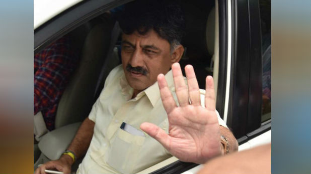डीके शिवकुमार, कर्नाटक कांग्रेस के बड़े नेता डीके शिवकुमार को ED ने किया गिरफ्तार, भड़की पार्टी