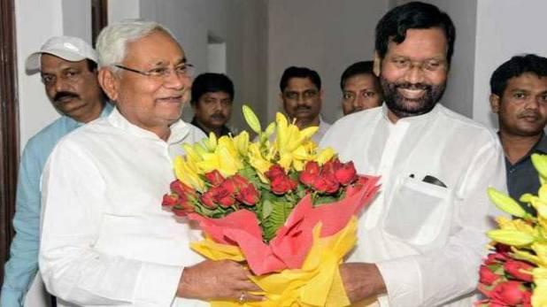 Ram vilas paaswan on Nitish Kumar, नीतीश कुमार हमारे कप्तान हैं और आगे भी रहेंगे, रामविलास पासवान के बयान के क्या हैं मायने?