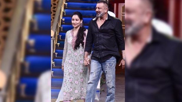 sanjay dutt, Oh! तो इस वजह से 'द कपिल शर्मा' शो से संजय दत्त ने बना रखी थी दूरी