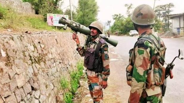 Pakistan violates ceasefire, J-K: पुंछ जिले के शाहपुर सेक्टर में पाकिस्तान की गोलीबारी, गांदरबल में आतंकियों के साथ मुठभेड़