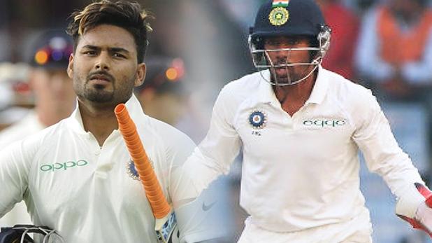 ऋद्धिमान साहा, IND vs SA: ऋषभ पंत की छुट्टी, पहले टेस्ट में ऋद्धिमान साहा करेंगे विकेटकीपिंग