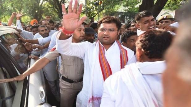 Ashok tanwar resigns from congress
