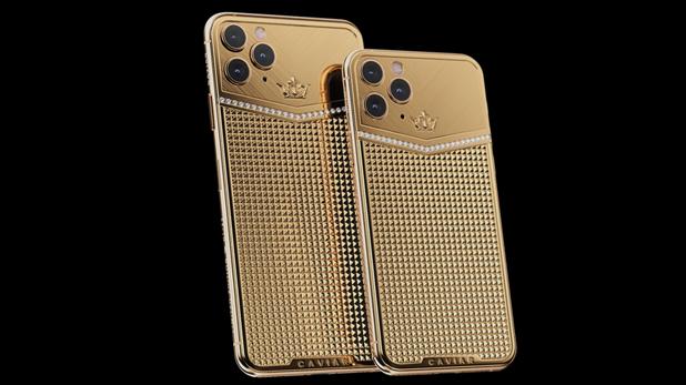 iPhone 11 Pro, सोने और हीरे से जड़ा iPhone 11 Pro हुआ लॉन्च, कीमत सुन उड़ जाएंगे होश