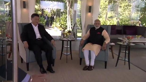 Prime Minister Narendra Modi and Chinese President Xi Jinping, शी जिनपिंग, PM मोदी