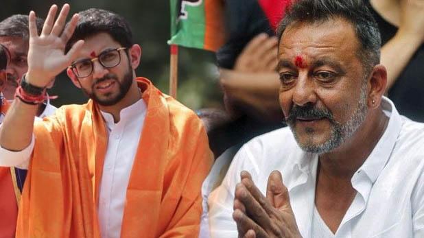 संजय दत्त, बॉलीवुड स्टार संजय दत्त का शिवसेना को समर्थन, जारी किया ये वीडियो