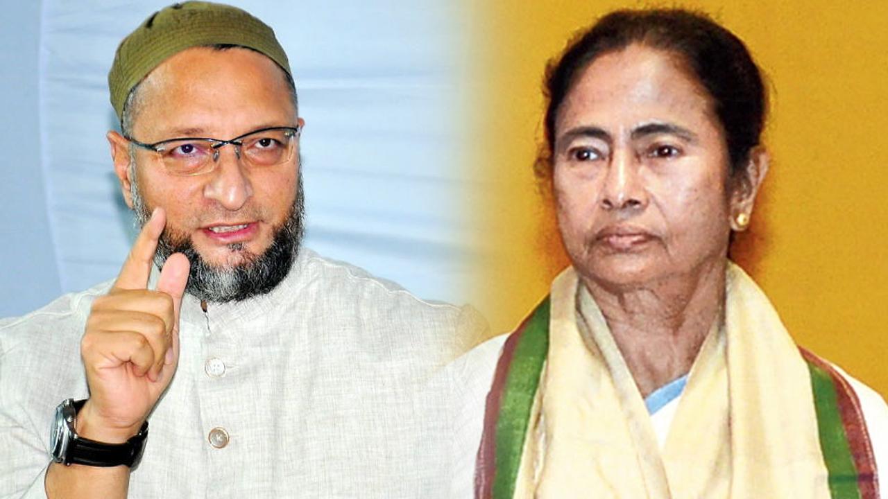 Mamata Banarjee, 'अल्पसंख्यक कट्टरता' से बचें, ओवैसी के बहाने ममता बदल तो नहीं रहीं रणनीति?