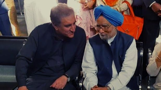 Shah Mehmood Qureshi meet Manmohan Singh, मनमोहन से मिलकर गदगद हुए पाकिस्तान के विदेश मंत्री, सुनाई उनकी महानता की ये कहानी