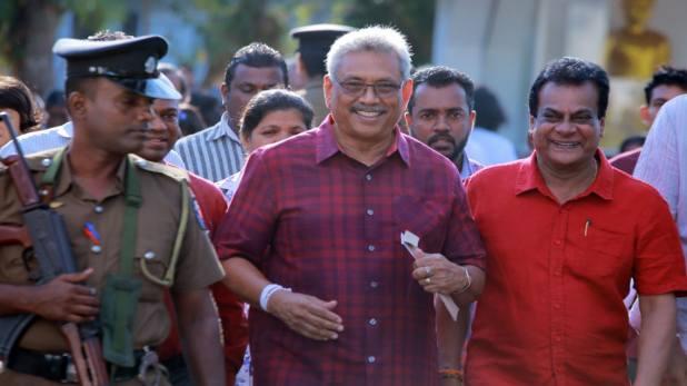 gotabaya rajapaksa, श्रीलंका के नए राष्ट्रपति गोताबेया राजपक्षे के बारे में जानें सबकुछ