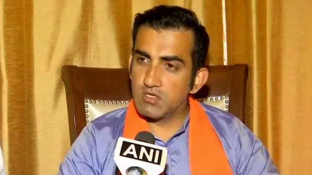 I'll quit jalebis says Gautam Gambhir, मेरे जलेबी खाने से प्रदूषण बढ़ता है तो हमेशा के लिए छोड़ दूंगा: गौतम गंभीर