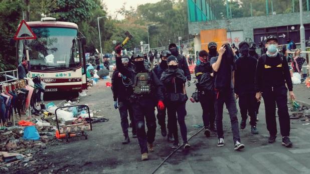World Tour Super 500, हांगकांग में भारतीय शटलर्स के बाहर निकलने पर रोक, पुलिस से भिड़ने को स्टूडेंट्स ने उठाया तीर-कमान