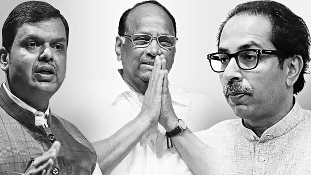 maharashtra president rule government formation, कांग्रेस नेताओं के साथ उद्धव ठाकरे ने की मीटिंग, कॉमन मिनिमम प्रोग्राम पर हुई चर्चा