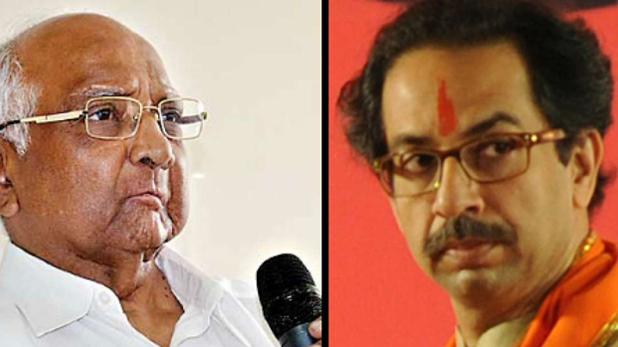 Sharad Pawar talks Uddhav Thackeray over phone, राज्यपाल ने NCP को दिया सरकार बनाने का मौका, तो शरद पवार ने की उद्धव से फोन पर बात