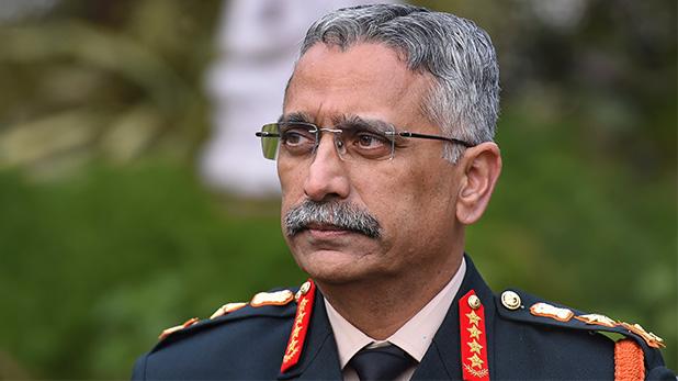 new army chief general Manoj Mukund Narwane, EXCLUSIVE: नए आर्मी चीफ नरवणे ने बताया, 'सरहद पार ट्रेनिंग ले रहे हैं आतंकी'