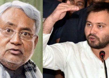Bihar Election 2020: तेजस्वी बोले- नीतीश कुमार का पहला और आखिर प्यार कुर्सी से चिपके रहना