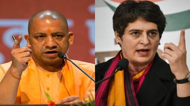 Priyanka Gandhi, वीडियो शेयर कर प्रियंका गांधी ने सीएम योगी आदित्यनाथ से पूछा- क्या यूपी में 10 लाख लोग संक्रमित हैं?