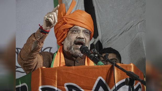 Delhi Assembly Election Amit Shah, अन्ना हजारे की बदौलत सीएम बने केजरीवाल, लोकपाल कानून तक नहीं लाए- गृह मंत्री अमित शाह