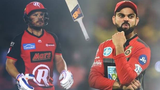 Big Bash League Aaron Finch, IPL 2020 : RCB में जाते ही एरोन फिंच की बिगड़ी चाल, लग गई विराट वाली बीमारी