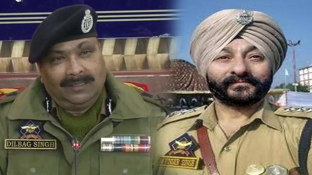 DSP Devinder Singh Bangladesh visit, DSP देविंदर सिंह बांग्लादेश गए थे? DGP दिलबाग सिंह ने किया ये खुलासा