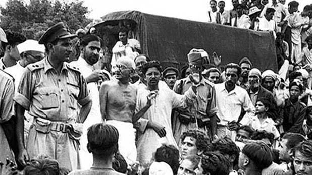 Mahatma Gandhi started to wear dhoti, इस जगह आकर महात्मा गांधी ने घड़ी और काठियावाड़ी सूट पहनने से कर ली थी तौबा
