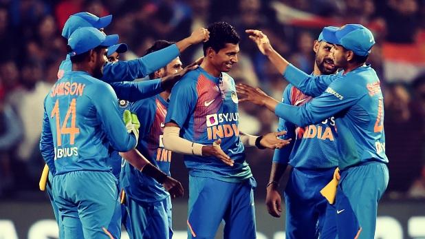Navdeep Saini fast bowling, IND vs SL : मैन ऑफ द सीरीज बने नवदीप सैनी, बोले- तेज गेंदबाजी स्वभाव है मेरा