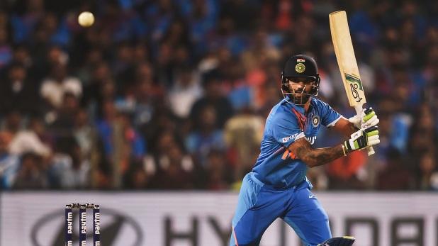 India vs Sri Lanka Shikhar Dhawan, IND vs SL : कप्तान और कोच को 'सिरदर्द' देकर बोले गब्बर- मैं भी अब पिक्चर में हूं