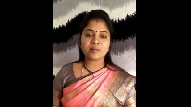 Deputy Chief Minister of Andhra Pradesh, आंध्र प्रदेश की उप मुख्यमंत्री ने जगन की तारीफ में पोस्ट किया TikTok वीडियो