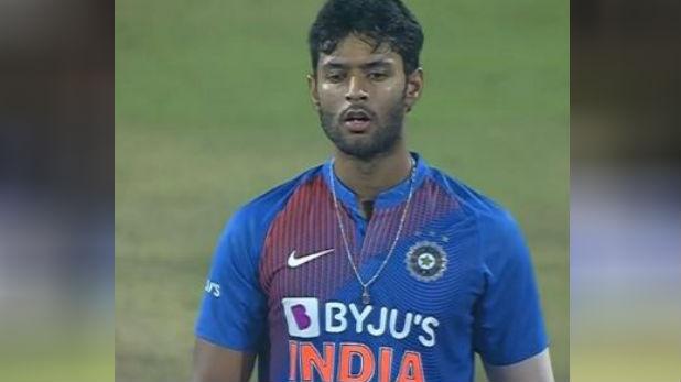 Shivam Dube Most expensive over, INDvsNZ 5th T20: शिवम दुबे ने दिल खोलकर लुटाए रन, 6, 6, 4, 1, 4NB, 6, 6…