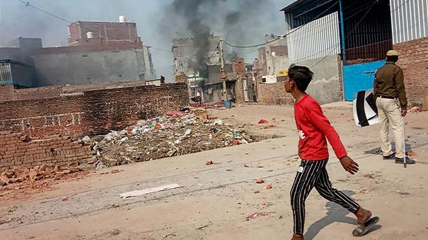 anti caa protest, Delhi Violence: आपको दिल्ली की कसम…!अपने शहर को बदसूरत बनाने वालों का साथ कभी न दें