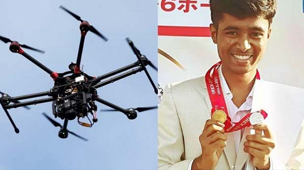 NM Prathap Has Built Over 600 Drones, कबाड़ से बनाए 600 ड्रोन, दुनिया भर में मेडल हासिल कर रोशन किया भारत का नाम