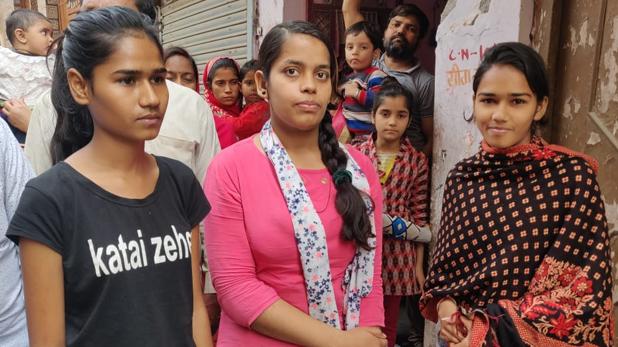 Chandbagh brave girls, 'खुदा की नेमत हैं ये बेटियां', दंगे के बीच घायलों का इलाज करती रहीं चांदबाग की तीन बहादुर बच्चियां