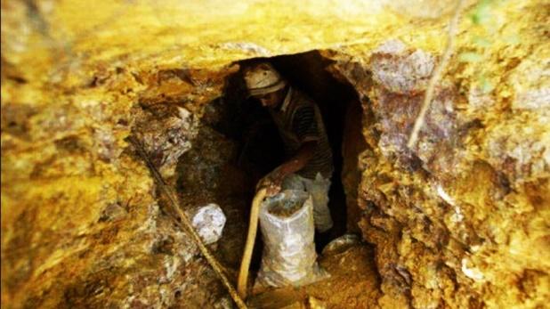 Sonbhadra Uttar Pradesh, सोनभद्र की जमीन में दफन है 3000 टन सोना, कहां से फैली ये बात?