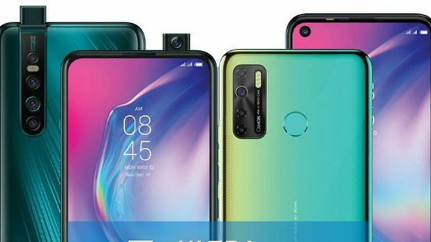 Techno Camon 15, Techno Camon सीरीज के 2 बेहतरीन स्मार्टफोन लॉन्च, कीमत 10 हजार से शुरू