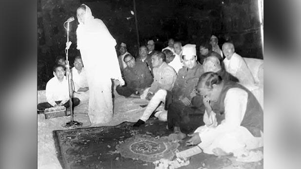 madhav rao scindia, जिनकी जयंती पर ज्योतिरादित्य ने छोड़ी कांग्रेस, उन माधव राव ने भी दिए थे जनसंघ को 10 साल