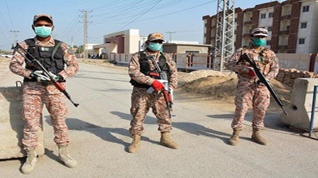 Coronavirus infiltrates Pak army, Coronavirus की पाक सेना में घुसपैठ, कई पाकिस्तानी सैनिक और अधिकारी हुए संक्रमित