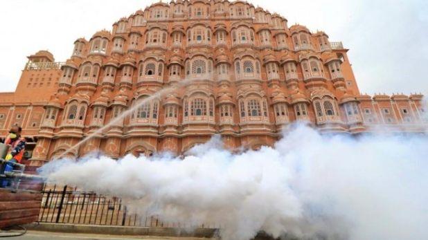 curfew in Jaipur, Coronavirus: भीलवाड़ा की तरह जयपुर में लगा कर्फ्यू, सस्पेंड पुलिसकर्मियों की बहाली करेगी सरकार