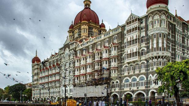 Mumbai threatens 26/11 attack on Taj hotel, Pakistan से ताज होटल पर 26/11 जैसे हमले की मिली धमकी, फोन करने वाले ने बताया अपना नाम