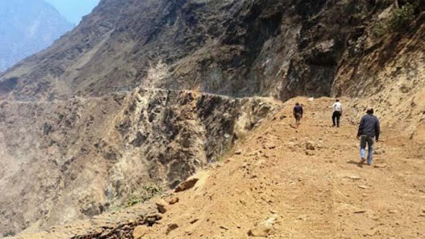 After 12 years Nepal restart work on Dharchula tinkar road, भारत से लगी सीमा के नजदीक सड़क बना रहा नेपाल, 12 साल बाद फिर शुरू किया काम