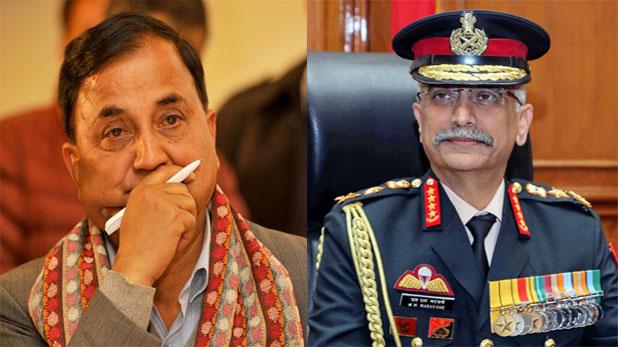 Nepal's Defense Minister said Nepali Gorkha soldiers feelings hurt, नेपाल के रक्षा मंत्री का भारतीय सेना प्रमुख के बयान पर ऐतराज, बोले- गोरखा सैनिकों की भावनाएं हुईं आहत