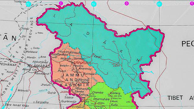 delimitation commission of india, जम्मू-कश्मीर समेत 5 राज्यों में होगा परिसीमन, 2 मंत्री समेत 15 MP आयोग के सदस्य