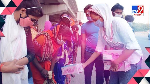 Sonu Sood couldn't see laborers condition, मजदूरों की हालत देख नहीं पाए सोनू सूद, कहा- मदद के बदले दुआओं में खुश हूं