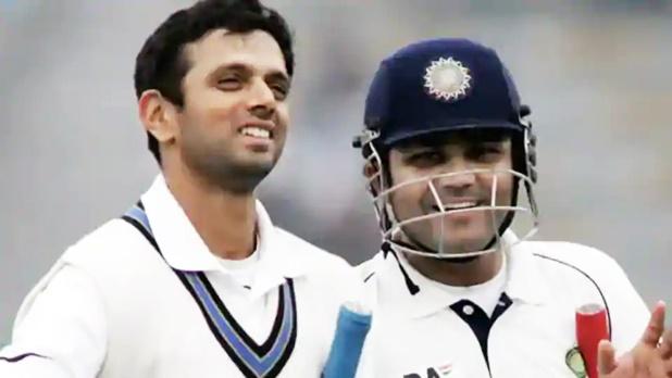 Pakistan bowlers cry, जब PAK के गेंदबाजों को सहवाग और द्रविड़ ने रुला दिया था, अफरीदी ने आज क्यों याद किया वही मैच