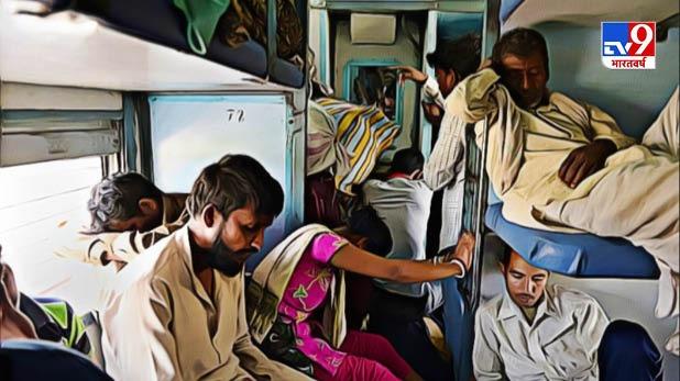 rail ministry appeal, बीमार, गर्भवती महिलाएं और 65 साल से ज्यादा के लोग ट्रेन से सफर ना करें तो ही बेहतर- रेल मंत्रालय