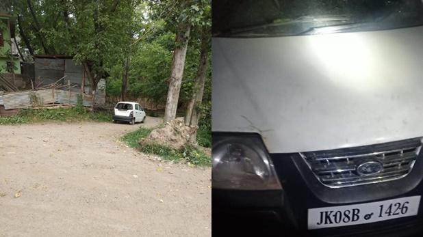 security forces prevent, पुलवामा में बड़े आतंकी हमले की साजिश नाकाम, 50 किलो IED विस्फोटक के साथ मिली कार