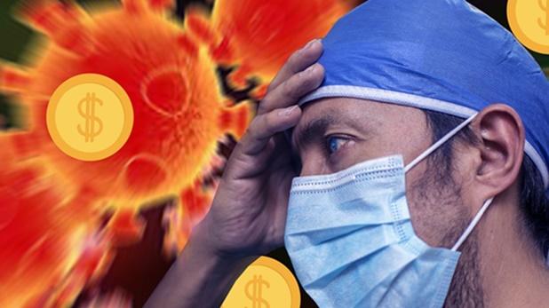 PPE kit making doctors sick, भीषण गर्मी में पहननी पड़ रही PPE, डिहाइड्रेशन, सिरदर्द, जलन जैसी बीमारियों के शिकार हो रहे डॉक्टर्स