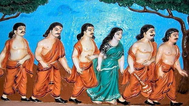 Lockdown literature Paanchali Draupadi, एक अकेली द्रौपदी…! क्यों इनकी बुद्धिमत्ता-पांडित्य के आगे लाचार नजर आते हैं महाभारत के सारे पात्र?