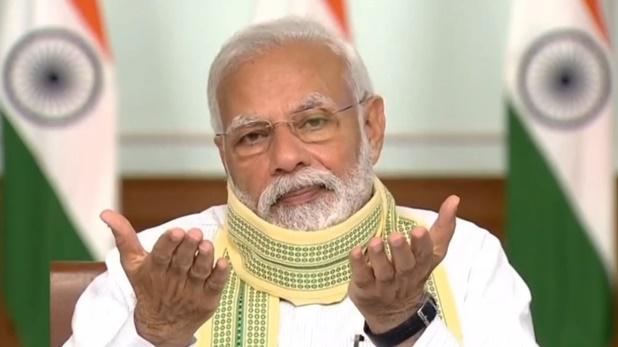 PM Narendra Modi written, मोदी 2.0 एक साल: कोई आपदा तय नहीं कर सकती 130 करोड़ भारतीयों का भविष्य, पत्र की 12 बड़ी बातें
