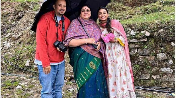 Mohena Singh with family COVID 19 positive, एक्ट्रेस मोहना सिंह और परिवार के सदस्यों का कोरोना टेस्ट पॉजिटिव