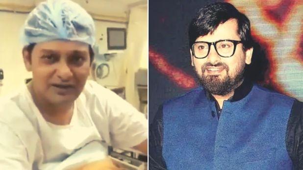 music composer wajid khan, अस्पताल में नए लुक में भाई साजिद के लिए गाते दिखे वाजिद खान, बताया जा रहा आखिरी VIDEO