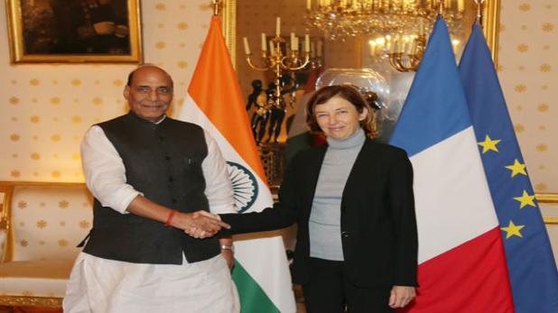 India China standoff got support from France, India China Standoff: भारत को मिला फ्रांस का साथ, रक्षा मंत्री बोलीं- हमारी सेना का पूरा समर्थन